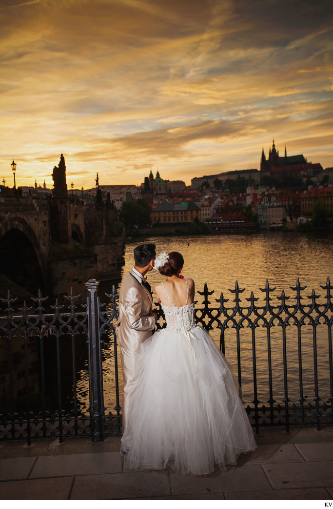 Prague pre weddings