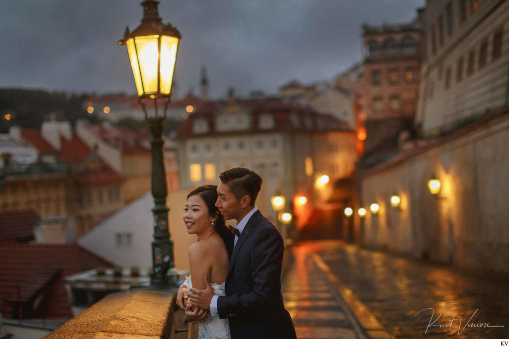 Castle Romance R+F luxury pre weddings Prague