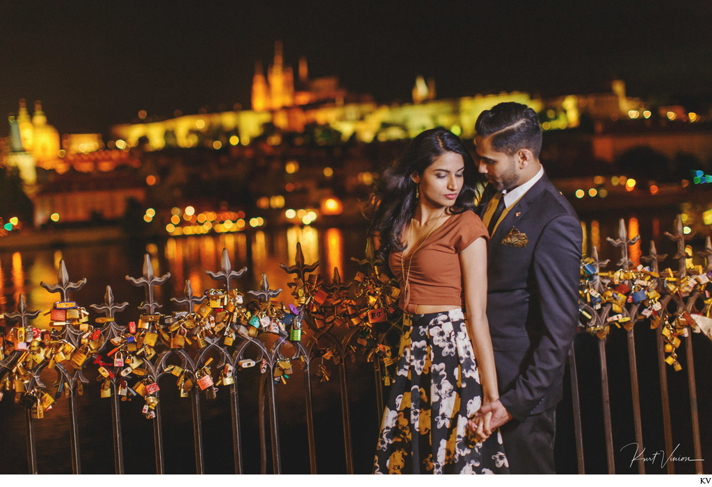 sexy & hot Indian couple - the night she said yes!