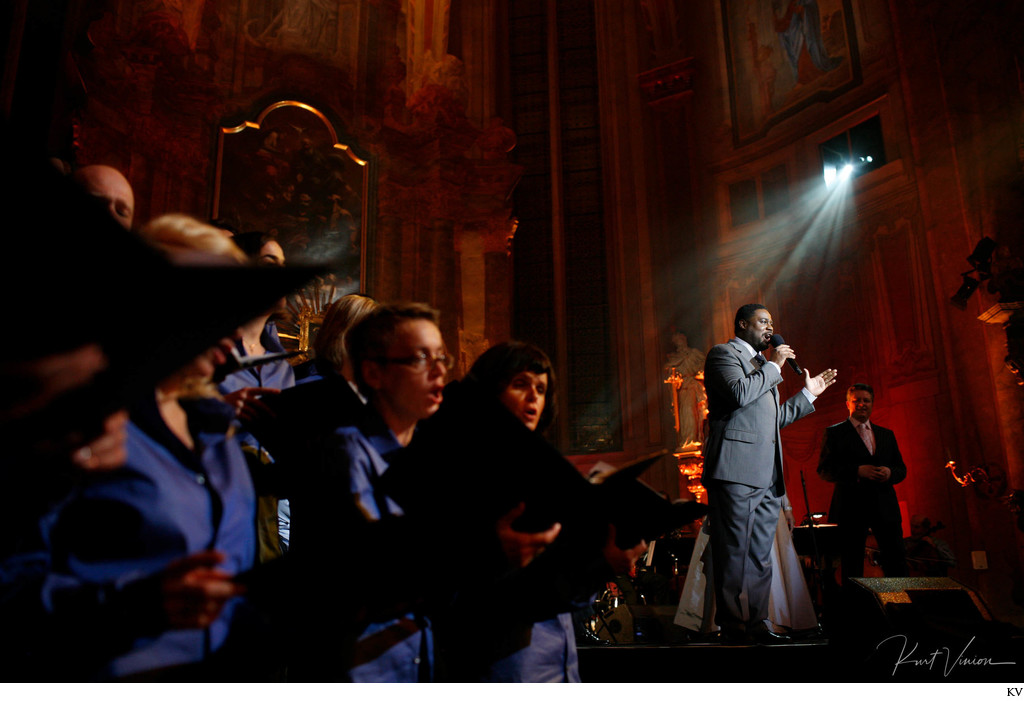 Hallelujah Broadway - Event Photography Prague