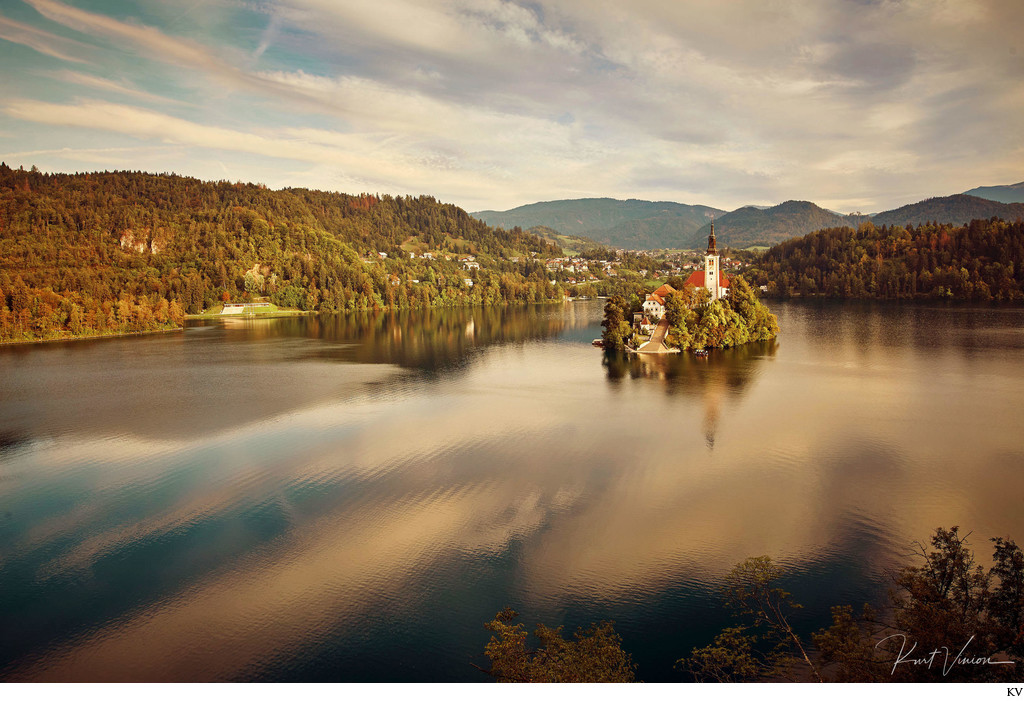 Lake Bled Pilgrimage Church of the Assumption of Maria
