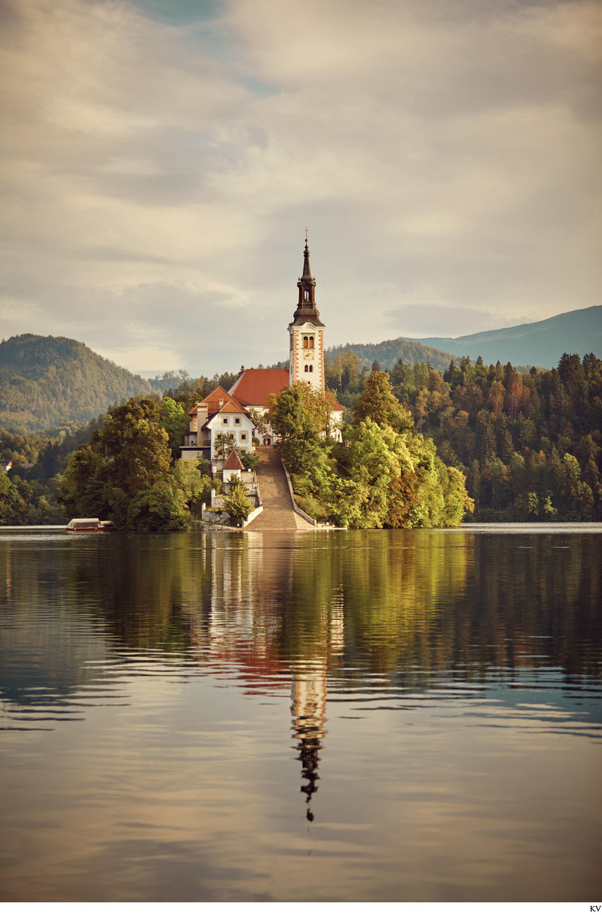 Pilgrimage Church of the Assumption of Maria, Lake Bled