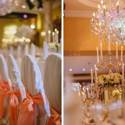 Alchymist Grand Hotel wedding dinner stock photos