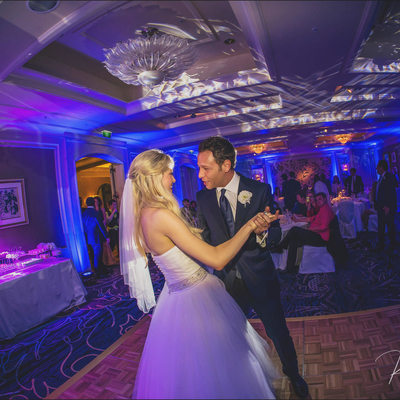 Four Seasons Prague weddings 1st dance