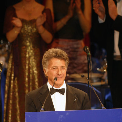 Actor Dustin Hoffman presents 'Cinema For Peace' Gala