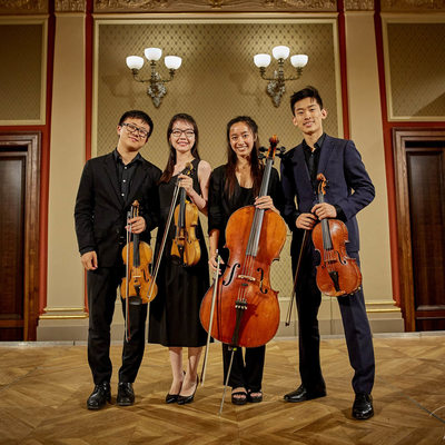Classical Movements Quartet Rudolfinum Prague
