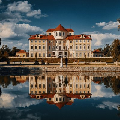 Wedding Photography Prague Chateau Liblice wedding