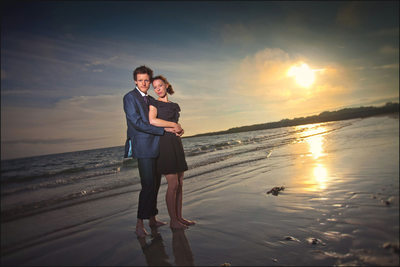 love story Engagement photos Galway