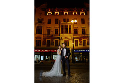 best of 2016 Prague pre wedding photos