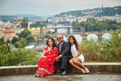 Family Portrait Photographer Prague