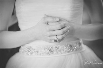 nervous bride Augustine bridal prep Prague weddings