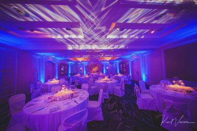 Four Seasons Hotel Prague ballroom wedding design