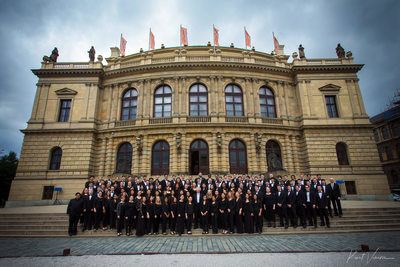 Boston Orchestra Pictured Rudolfinum