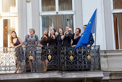 PSN Vocal Competition Competitors Kaisersein Palace