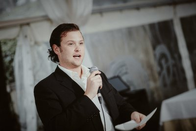 weddings speeches - Villa Richter