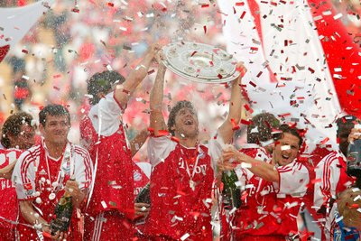 Kings of the Bundesliga - Bayern Munich
