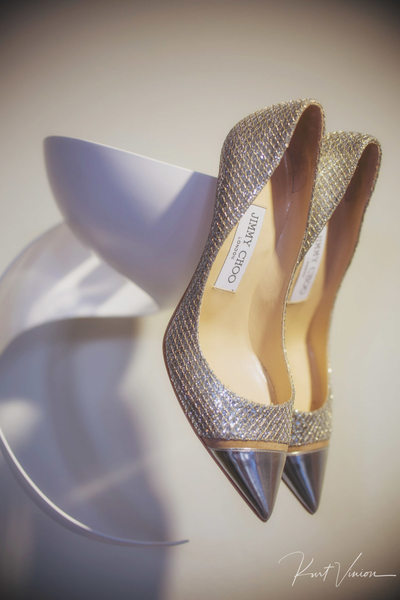 Jimmy Choo shoes Augustine Prague weddings