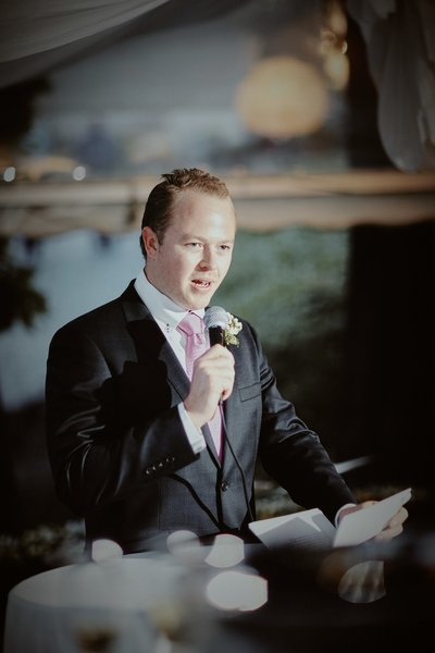 best man's speech - villa richter