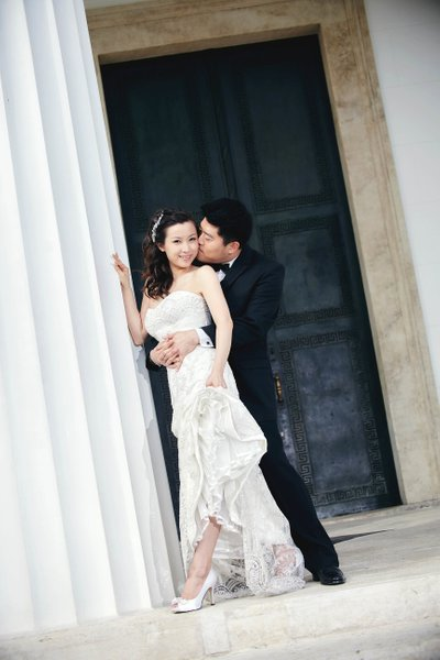 M+H Stylish Vienna pre wedding
