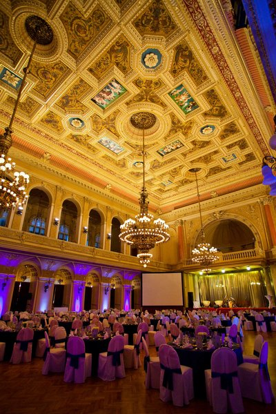 Gala Event Interior photo Zofin Palace