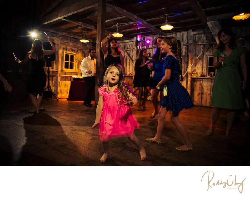 Storybook Farm Wedding Dance Party