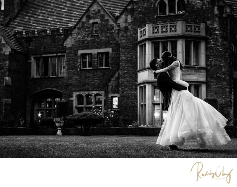 Thornwood Castle Wedding