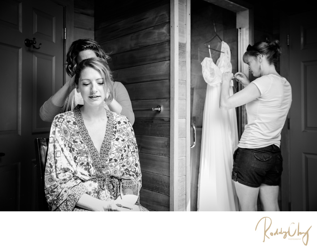 Big House Lodge Wedding Photojournalism