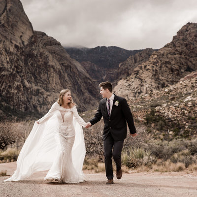 Las Vegas Destination Wedding Shoot