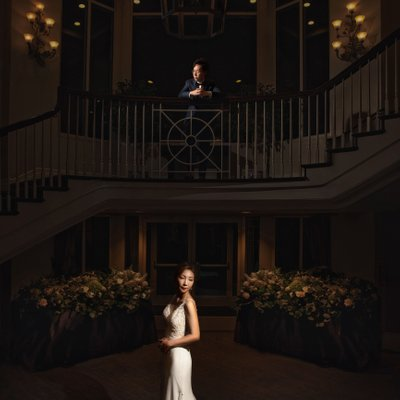 Woodmark Hotel Wedding Photography