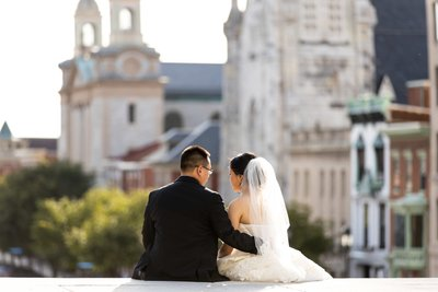 Harrisburg Capital Building Wedding