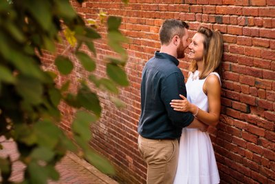 Annapolis Maryland Engagement Photographer