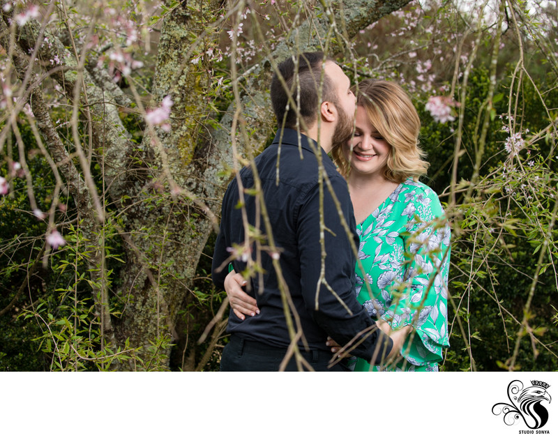 Winston Salem Engagement Session