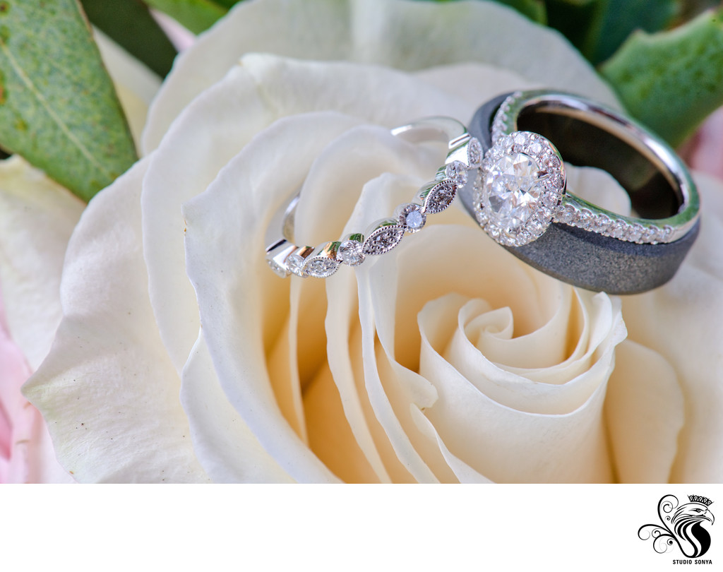 Rings with a Rose