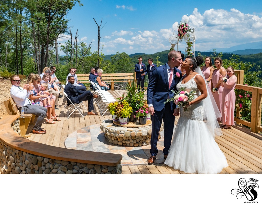 Great Smoky Mountains Wedding