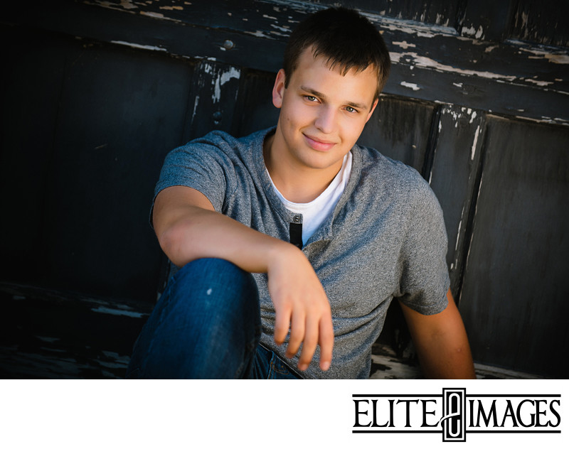 Dubuque Millworks District Senior Pictures