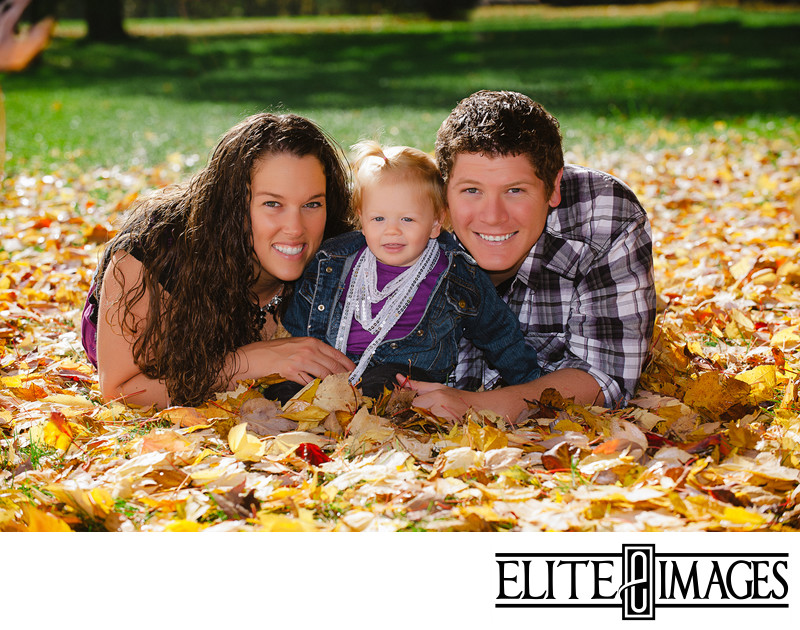 Fall Family Portraits Dubuque