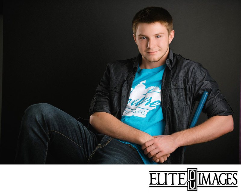 Dubuque Photography Studio for Senior Photos