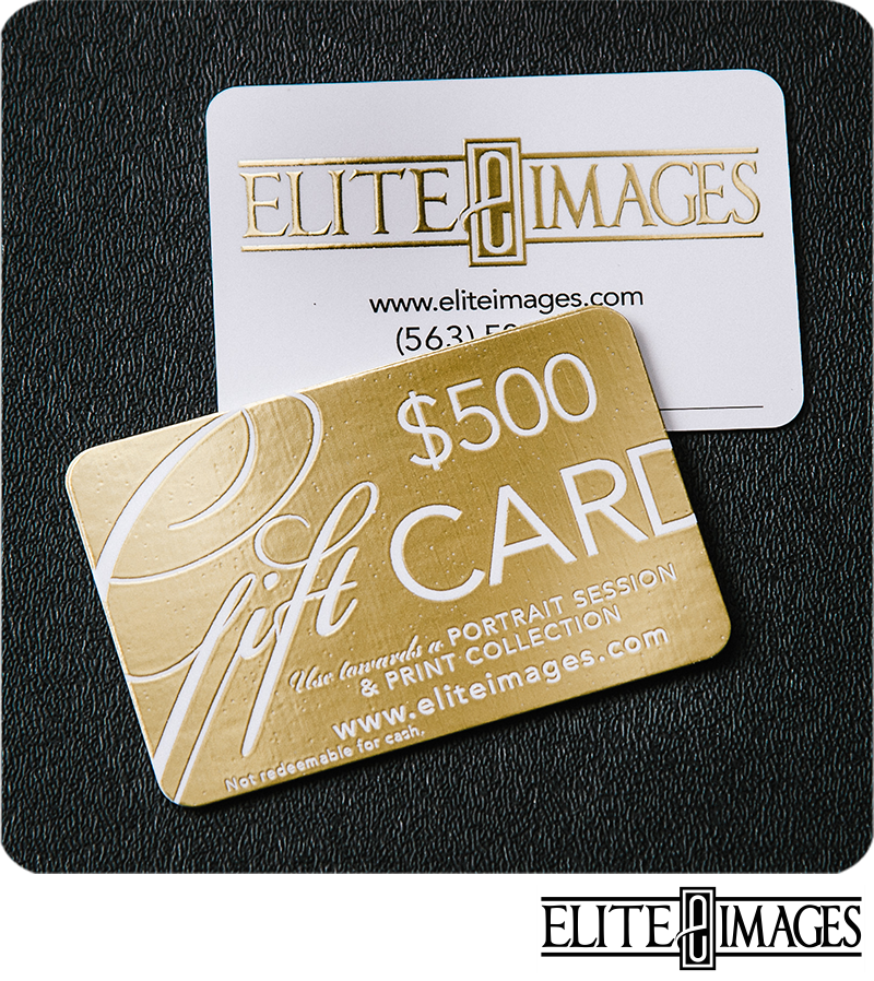 Dubuque Photography Gift Card