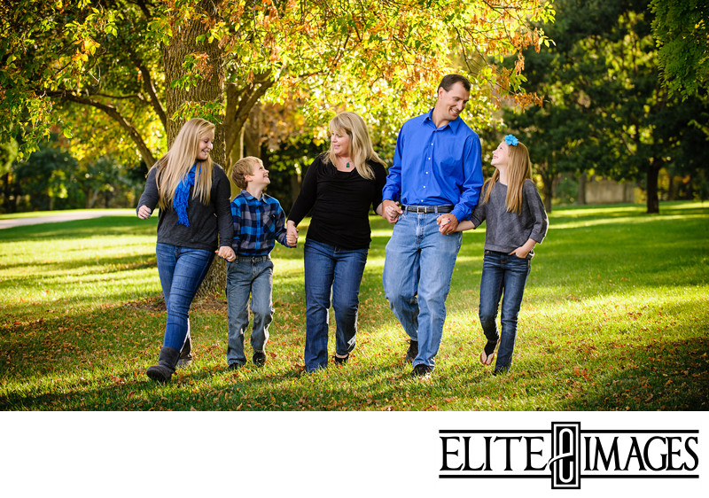 Best Dubuque Photographers Family Portraits