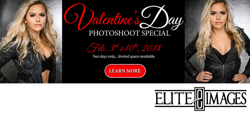 Dubuque Photographers Valentines Day Special