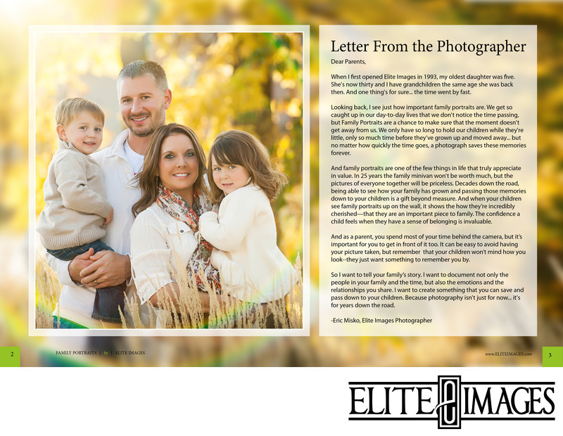 Letter From the Dubuque Photographer