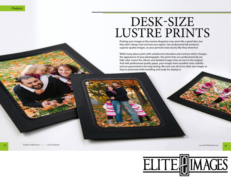 Printing Family Portraits in Dubuque