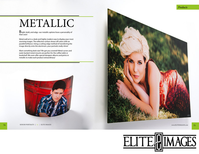 Metallic Photography Prints