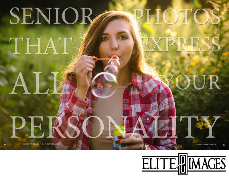 Senior Photos that Express All Your Personality