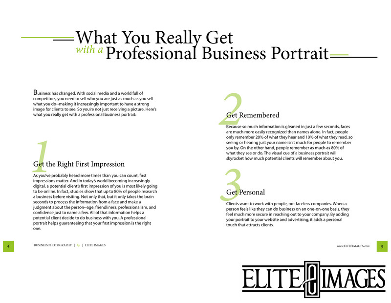 Professional Photography Business Portrait 1