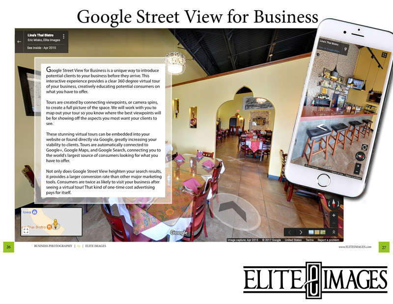 Professional Photography Dubuque Google Street View 1