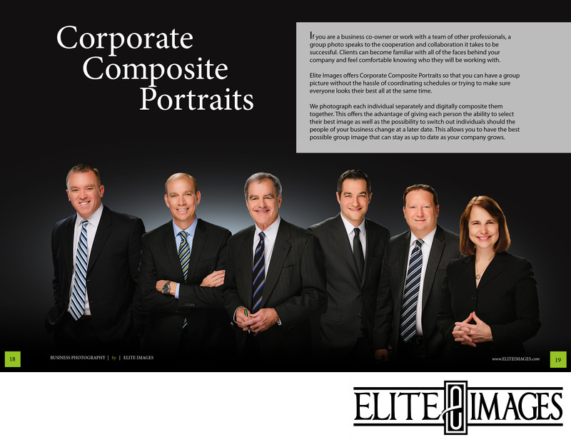 Professional Photography Dubuque Corporate Portrait 1