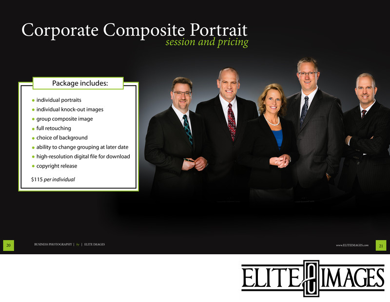 Professional Photography Dubuque Corporate Portrait 2