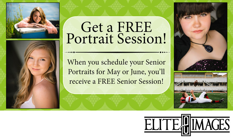 Free Senior Portraits