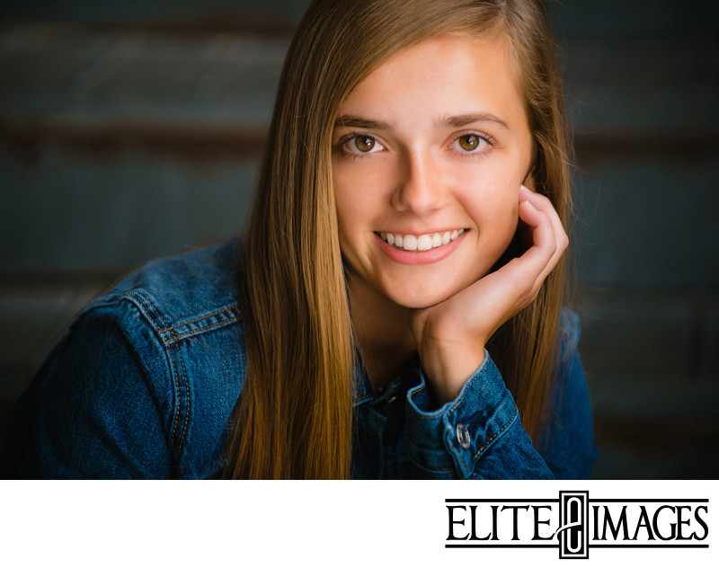 Senior Portraits in Dubuque Iowa